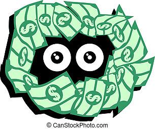 Hidden money