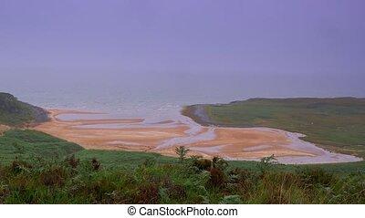 Hidden Scottish Beach - Graded Version - Graded and...
