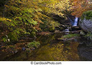 hidden waterfall 2