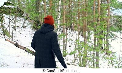 Hide-and-Seek in the Woods