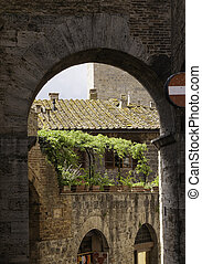 Hideaway in San Gimignano