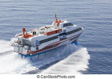 hidroala, barcos