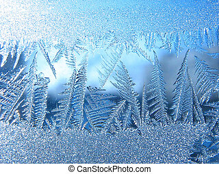 hielo, plano de fondo
