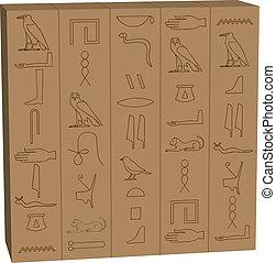 hieroglífica
