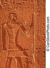 hieroglyphic, egyptisch