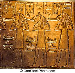 hieroglyphics, エジプト人