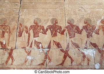 hieroglyphics, エジプト, 歴史的
