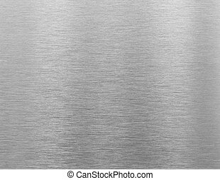 Hig quality metal texture background - perfect brushed steel...