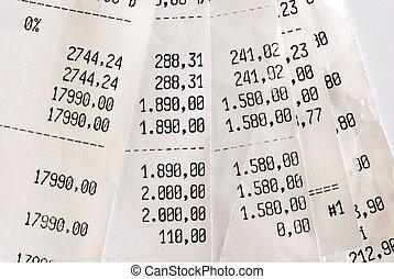 High bills