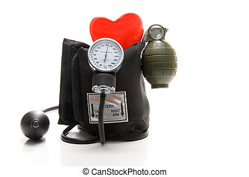 High Blood Pressure - The concept of high blood pressure...