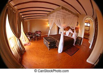 High Class Resort in Africa