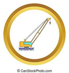 High crane icon