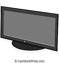 High-definition TV