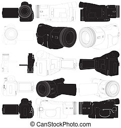 High-Definition Video Camera