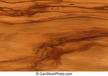 High detailed texture of olive wood board.
