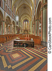 Woerden Cathedral - High Dynamic Range impression of the...