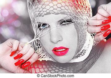 High Fashion Beauty