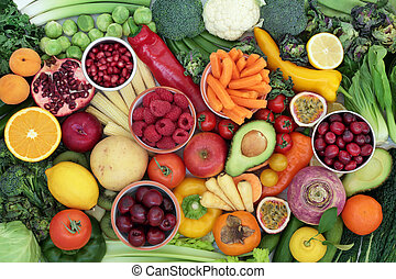 High Fibre Health Food for Fitness