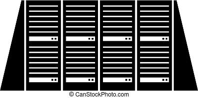 High level performance supercomputer