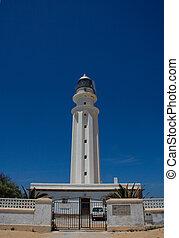 Trafalgar's lighthouse