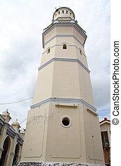 High minaret