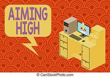 high., mostrando, ou, ações, pessoal, intended, apontar, seu, estação, negócio, showcasing, gavetas, planos, resultado, alcance, desktop, rocket., foto, lançando, escrita, nota, computador