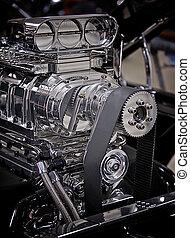 High Performance Engine 1