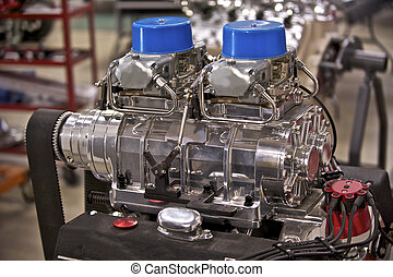 High Performance Engine 9