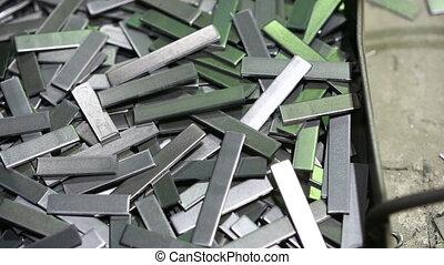 High precision CNC sheet metal stamping and punching...