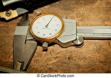 High precision measurement tool