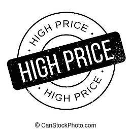 High Price rubber stamp