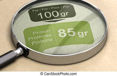 high-protein, dieet