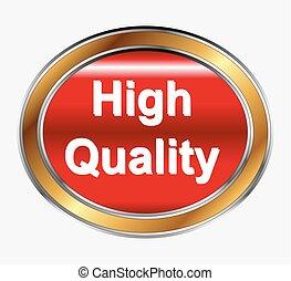 High quality button