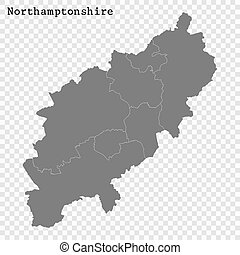 High Quality map is a county of England - High Quality map ...