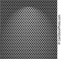 Steel texture - High quality vector illustratoion of Steel...