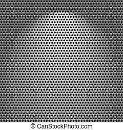 Steel texture