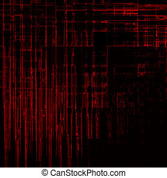 High resolution modern abstract matrix color background of different colors