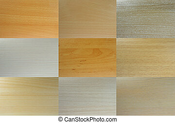 High resolution wooden laminate background - This photograph...