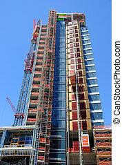 High Rise Construction in Salt Lake City
