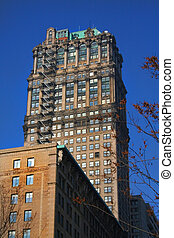 historic buildings - High rise historic buildings in...