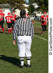 High School Football Referee