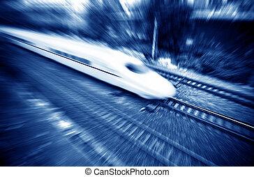 high-speed ακολουθία