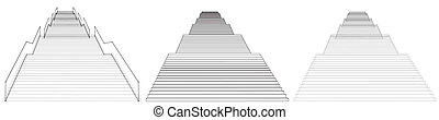 High Staircase