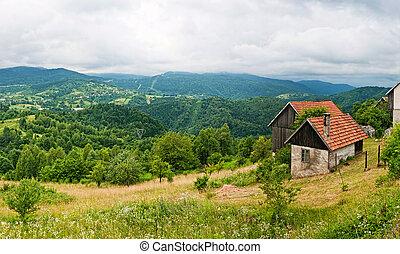 High Tatras Mountains In Slovakia