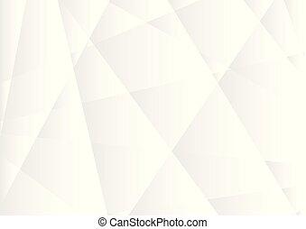 high-tech-, abstrakt, grau, polygonal, hintergrund, korporativ