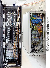 High tech network servers