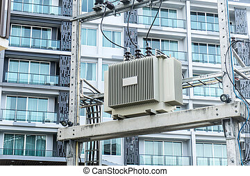 High Voltage Transformers Energy and technology