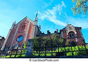 church of St. John Chrysostom in Lviv