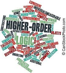 higher-order, logique