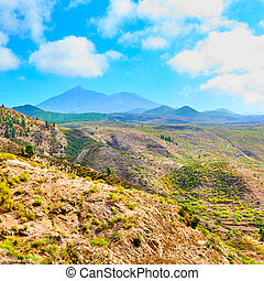 Highland in Tenerife